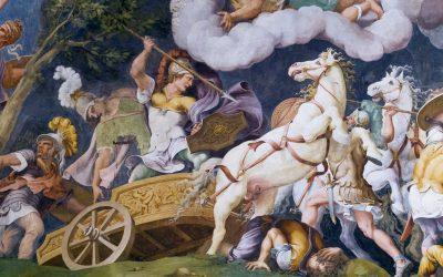 Riepilogo delle mostre di Giulio Romano a Mantova